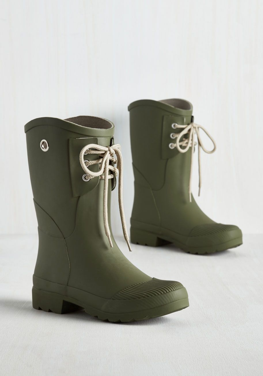 Rainy Route Rain Boot Whether Youve Got A Drizzly Commute -3063