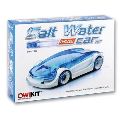 Salt Water Car Kit Water Fuel Cell Kit Cars Kit