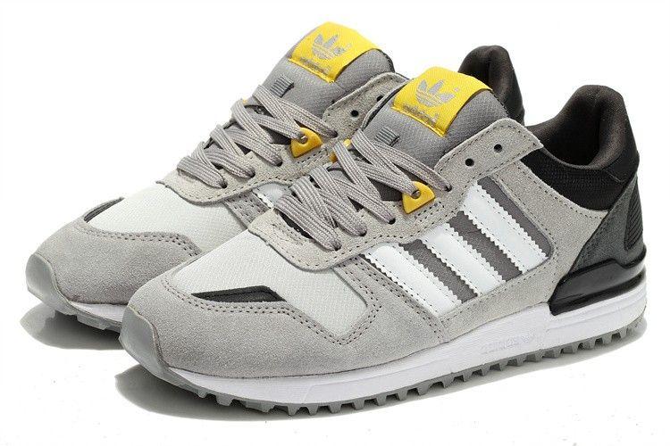 Adidas Originals ZX 700 Dames W - Sneakers Laag - Zilver ...