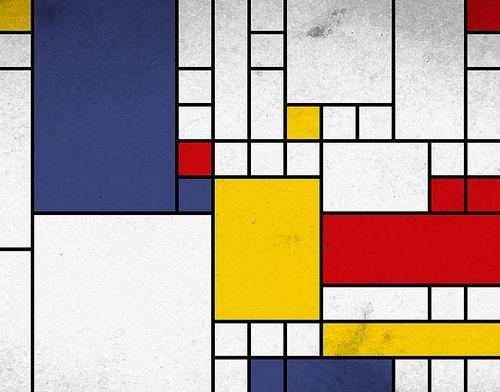 Piet Mondrian Generator | Flickr: partage de photos!