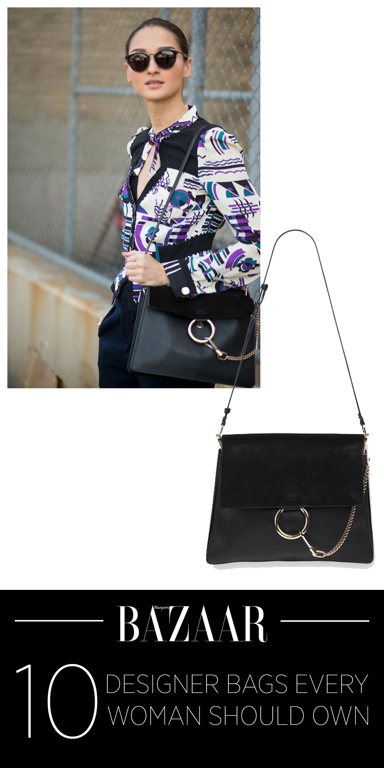 10 designer bags every woman should own | bags, girls and every girl
