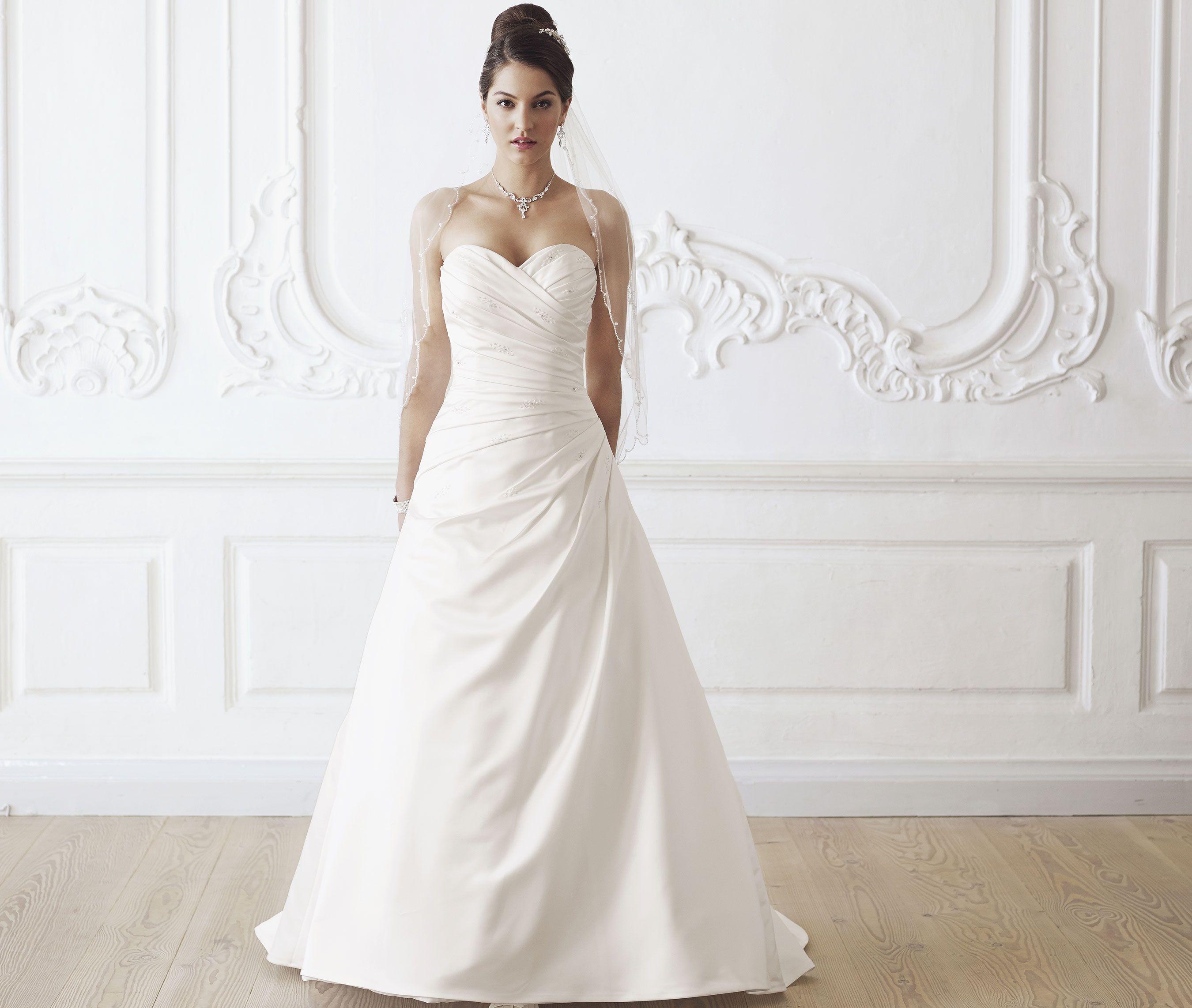 LILLY Brautkleid 08-3260-CR | Hochzeitskleid | Pinterest ...