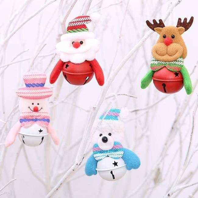 $148 AUD - Merry Christmas Bells Xmas Tree Pendants Decorations