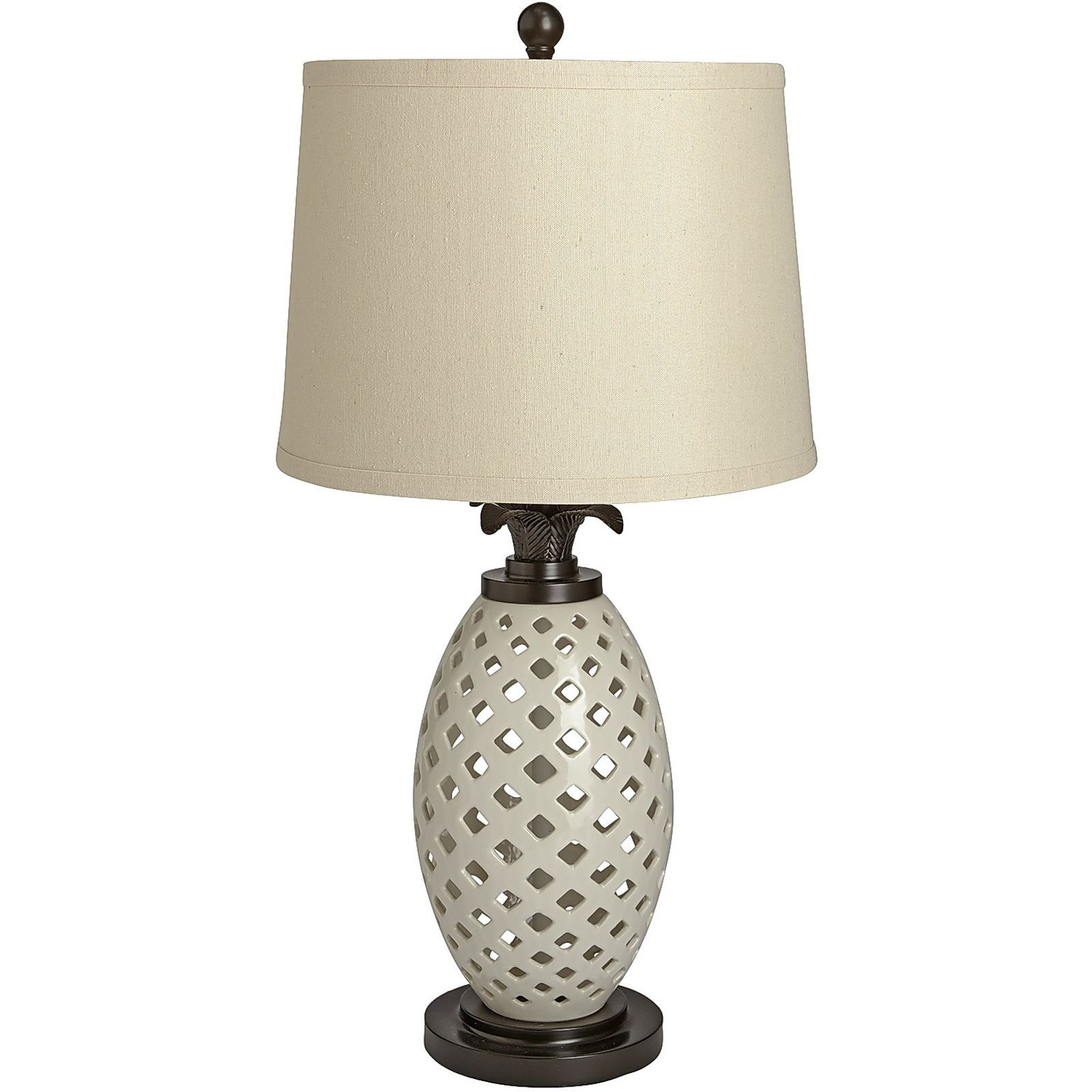 Plantation Lamp Pier 1 Imports Consultations Table