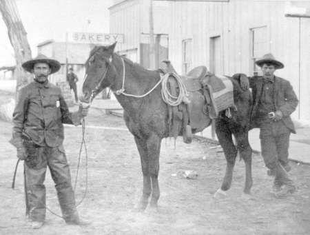 az ranch gambling cowboy