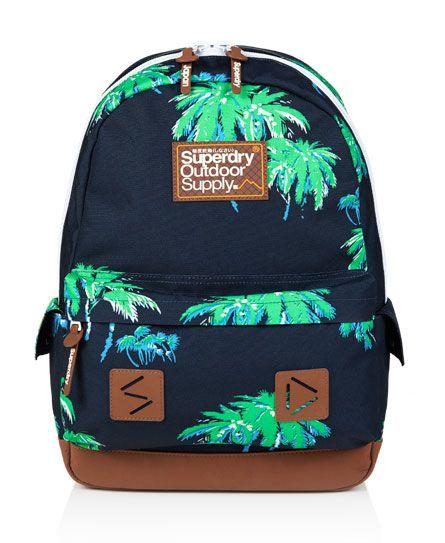 Superdry Super Palm Montana Rucksack | I ❤ Backpacks ... : superdry quilted rucksack - Adamdwight.com