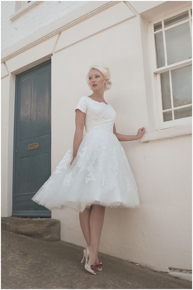 House of Mooshki - Vintage Inspired Wedding Dresses London | Melissa ...