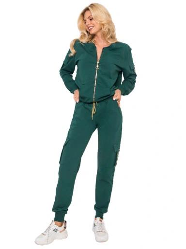 Bluza Dresowa Spodnie Dresowe Damskie Komplet 9648617890 Oficjalne Archiwum Allegro Fashion Style Jumpsuit