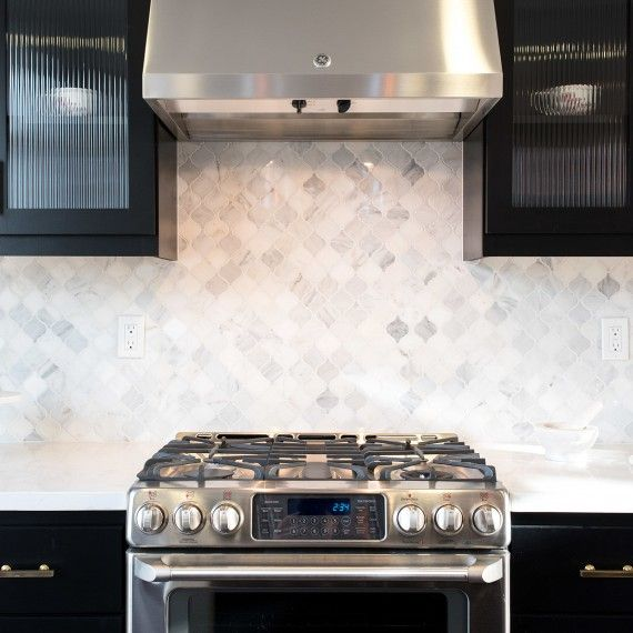 kitchen backsplash tile how to pick the perfect pattern for your rh pinterest com