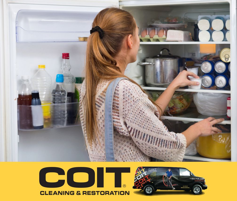 Today is...National Clean Out Your Refrigerator Day (yes