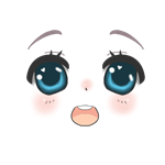 Inventario Roblox Cute Eyes Drawing Anime Poses Reference Roblox