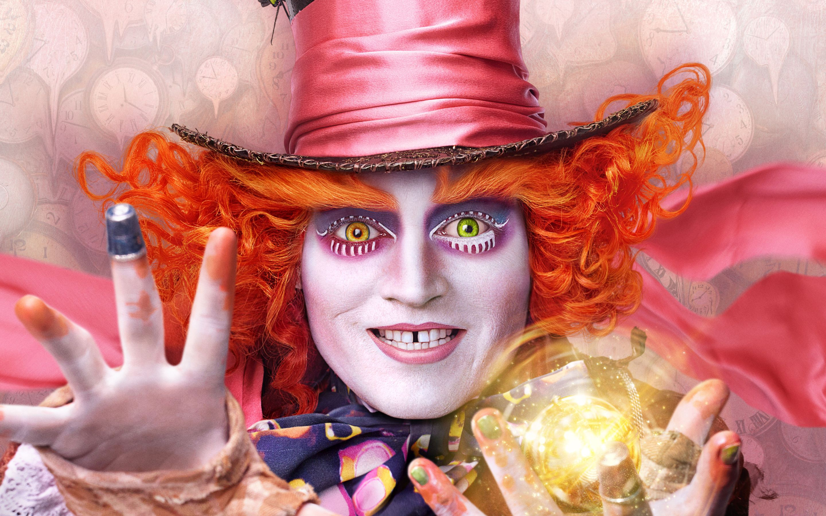 Mad Hatter Alice Through The Looking Glass Hd Wallpapers Alice In Wonderland Poster Alice In Wonderland Mad Hatter