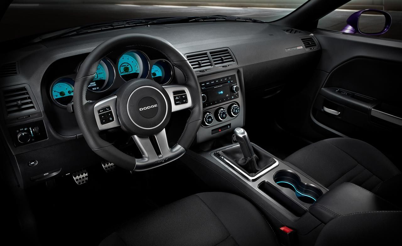 Superb Dodge Challenger Interior O.O