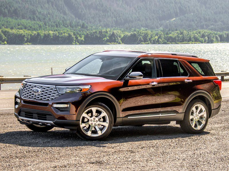 2020 Ford Explorer First Drive Crossover For The New Decade