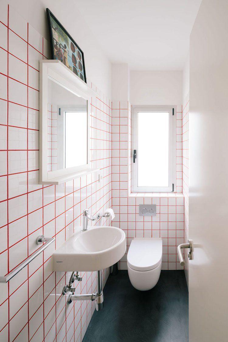 A vous de trouver la petite salle de bain moderne de vos rêves