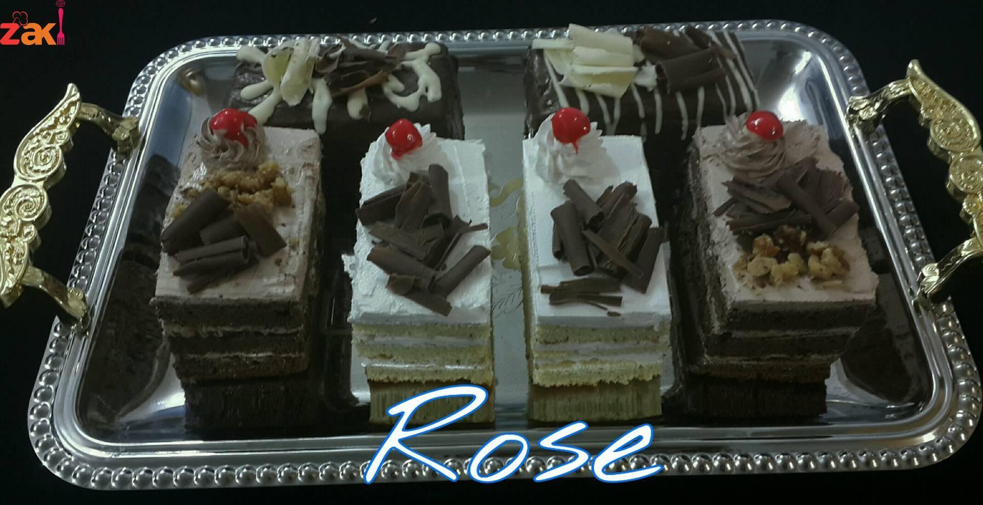 أسهل طريقة لعمل الجاتوه في البيت زاكي Arabic Food Food Desserts