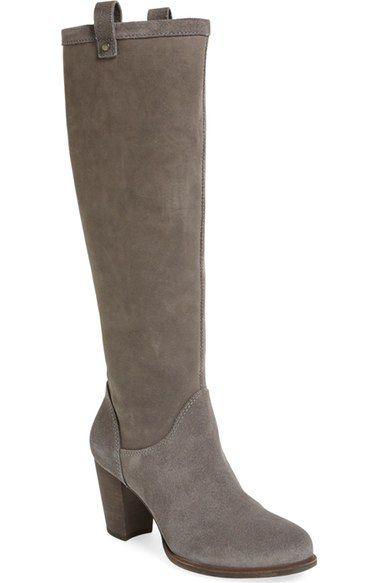 a0647bb632f774 UGG  Ava  Tall Water Resistant Suede Boot (Women).  ugg  shoes  boots