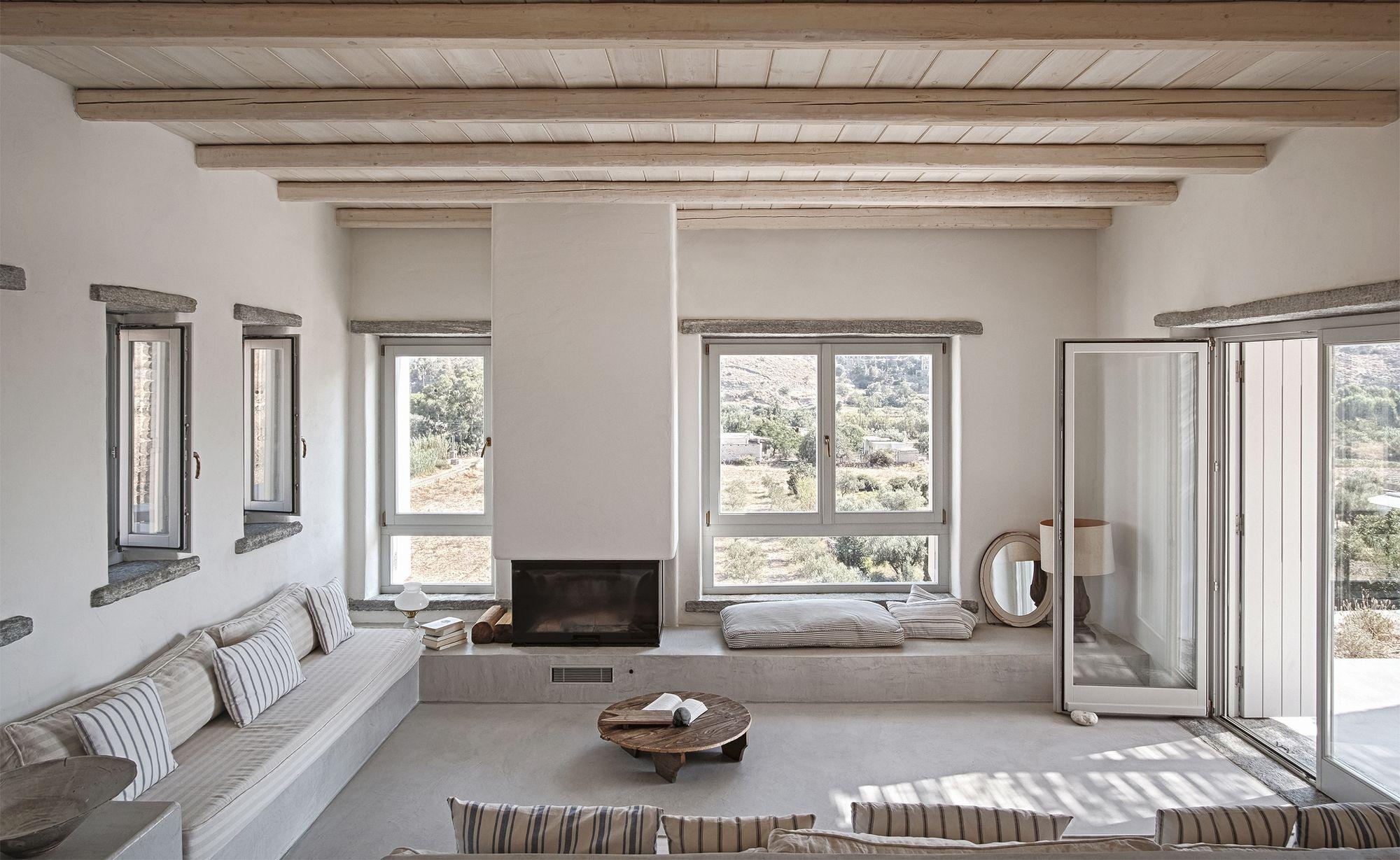 Rocksplit House / Cometa Architects