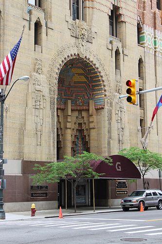 Guardian Building, Detroit