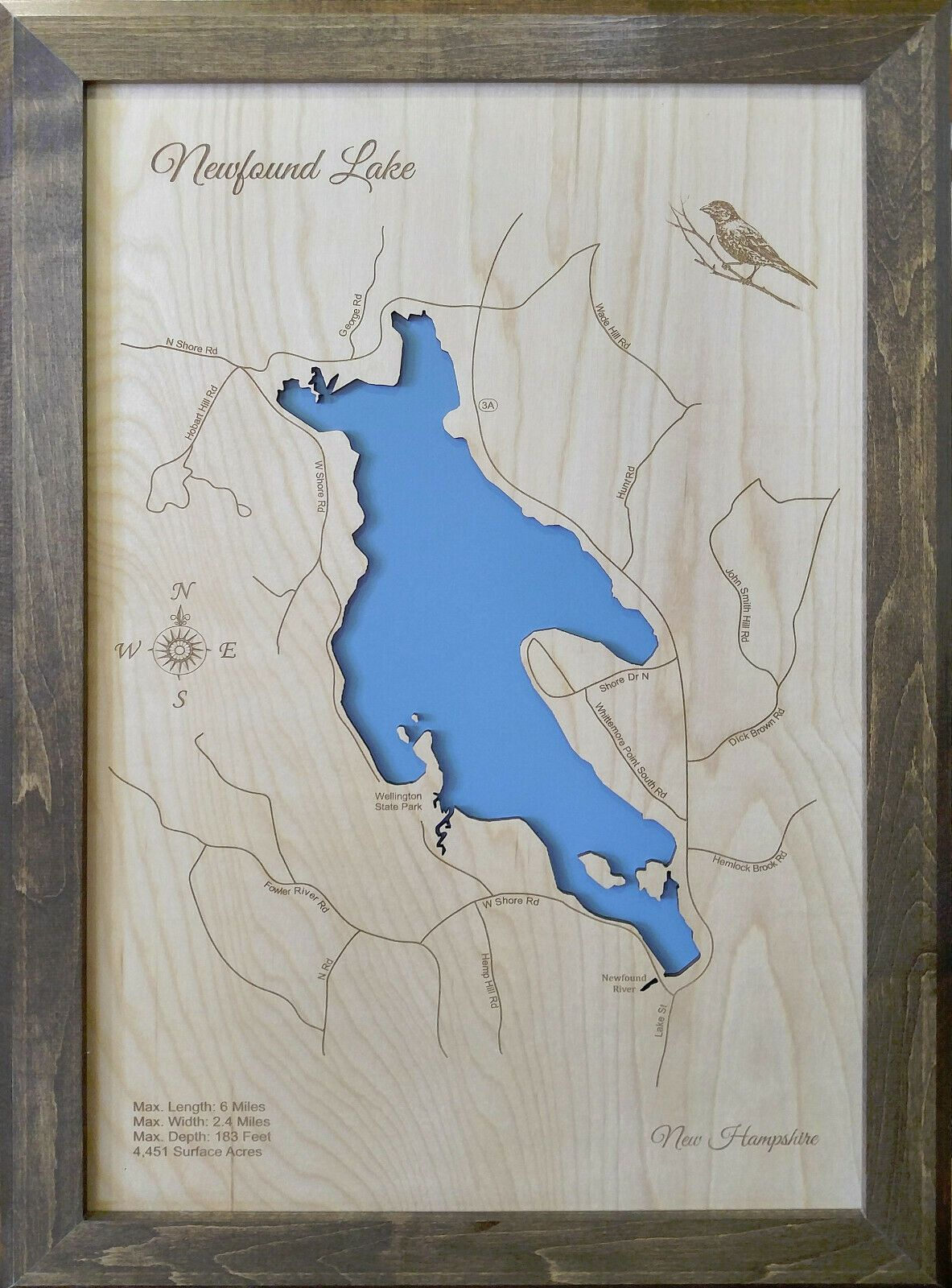 newfound lake nh map Pin On Visit New Hampshire Travel Guide newfound lake nh map