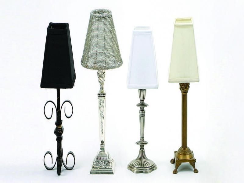 Trend Battery Operated Lamps Lampshadeideasapartmenttherapy Modern Lamp Shades Uno Rustic