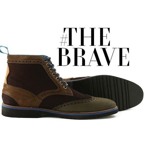 Kjør hardt, kjør stil! #theBrave er en tøff, stilig og varm sko (fôr av 100% ull!). Kun produsert i 50 par per farge, og tilgjengelig for kjøp på #tagyourshoes.com nå og få de levert innen et par dager!  Picture by @bjerkelyfhs
