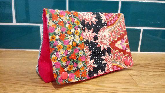 Patchwork Make Up Bag Https Www Etsy Uk