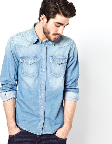 1000  images about Denim for Men on Pinterest | Men's denim ...