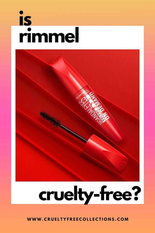 Is Rimmel CrueltyFree? Makeup Brands in 2020 Rimmel
