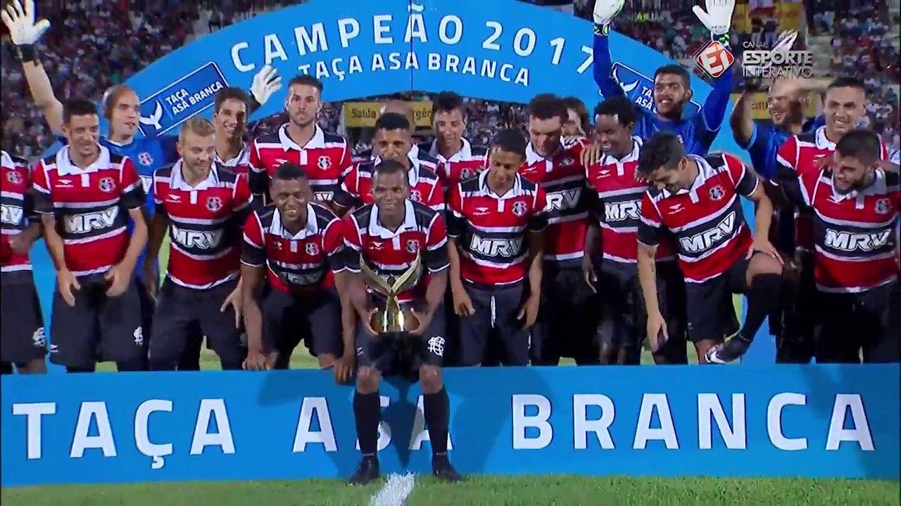 Melhores Momentos Santa Cruz 1 x 0 Paysandu Taça Asa