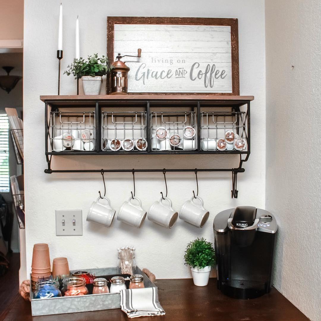 Fabulous Coffee Bar Shelf Ideas Miraculous Coffee Bar Station Ideas Coffeebar Coffeebardesign Coffeesta Coffee Bar Home Bar Shelves Coffee Bar Station