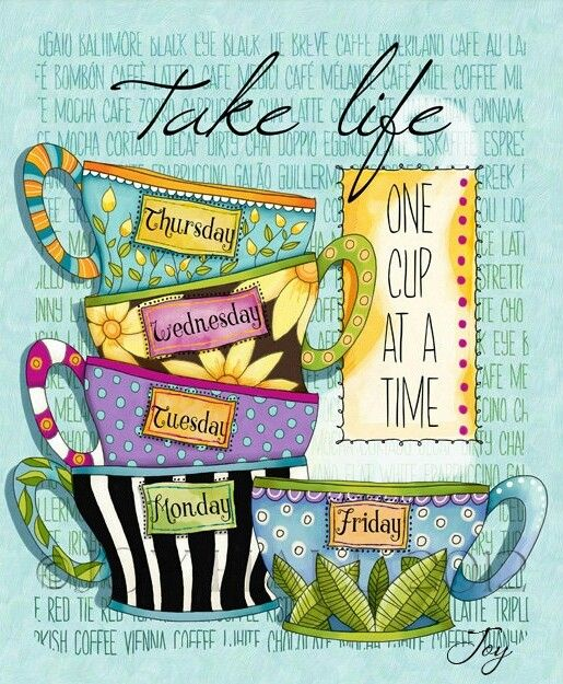 Awesome Coffee Quote | Take Life One Cup at a Time! Best Coffee in Australia -