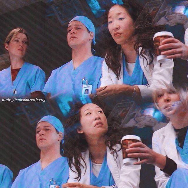 1x03| fetus babies | grey\'s anatomy | Pinterest