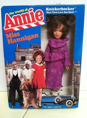 Ahhhhhhhh! Miss Hannigan!!!!!