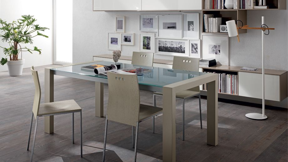 Tavoli E Sedie Moderne Da Cucina