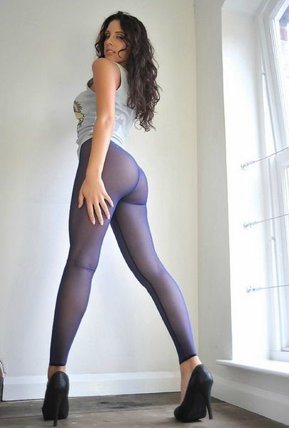 6c3fe6588f Tight Transparent Leggings Pictures | Clothing | Yoga pants girls ...