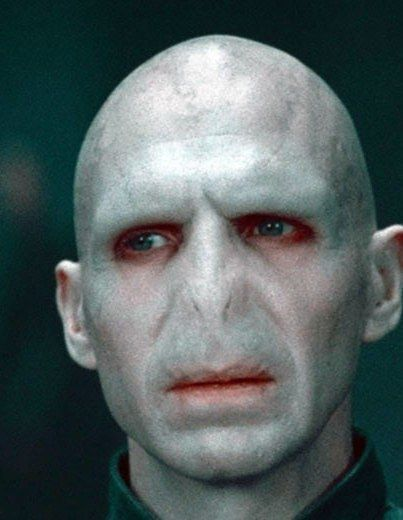 Ralph Fiennes As Lord Voldemort In Harry Potter Voldemort Ralph Fiennes Voldemort Face