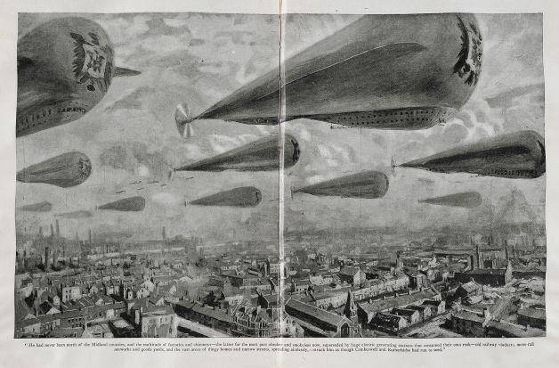 War in the Air - HG Wells