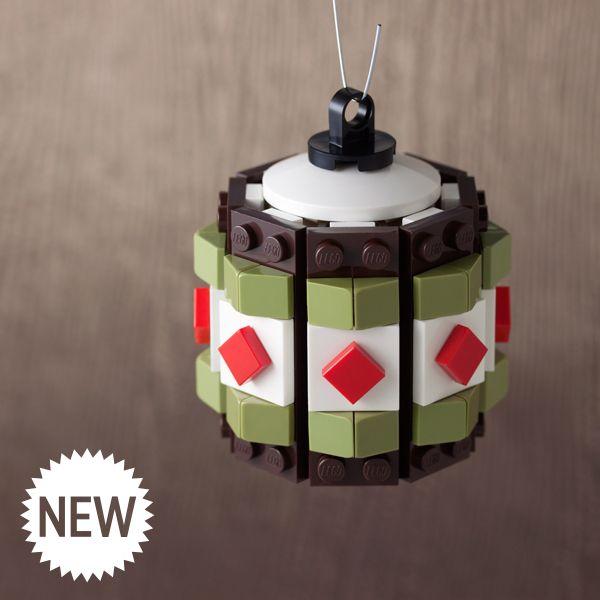 Roller Regal Ornament - Dark Brown