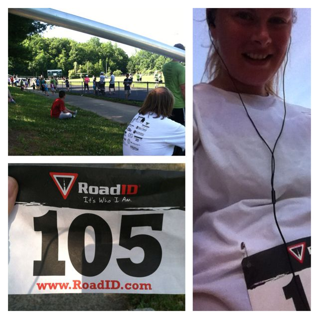 I did it!!!! My first 5K ever!