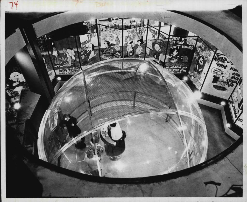 1973 Seattle Center Bubbleator Press Photo Ebay Seattle Center Photo Press Photo