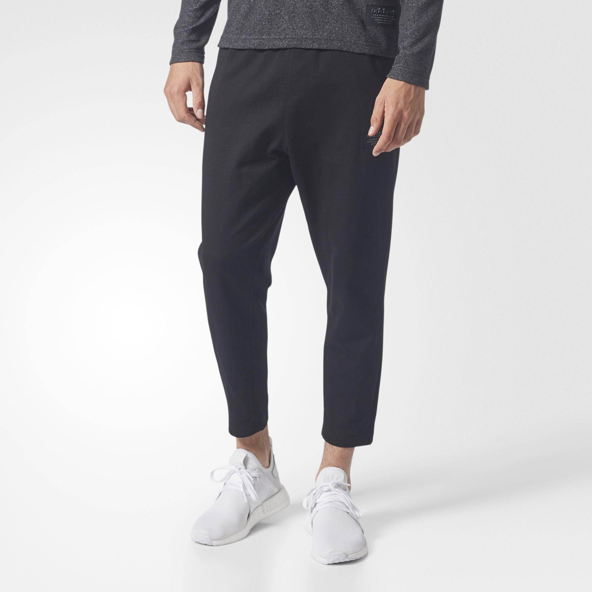 Lekkie Spodnie Dresowe Z Materialu Frotte Dla Mezczyzn To Fuzja Prostoty I Funkcjonalnosci Model Odswiezony Za Spra Adidas Sweatpants Adidas Sweats Sweatpants