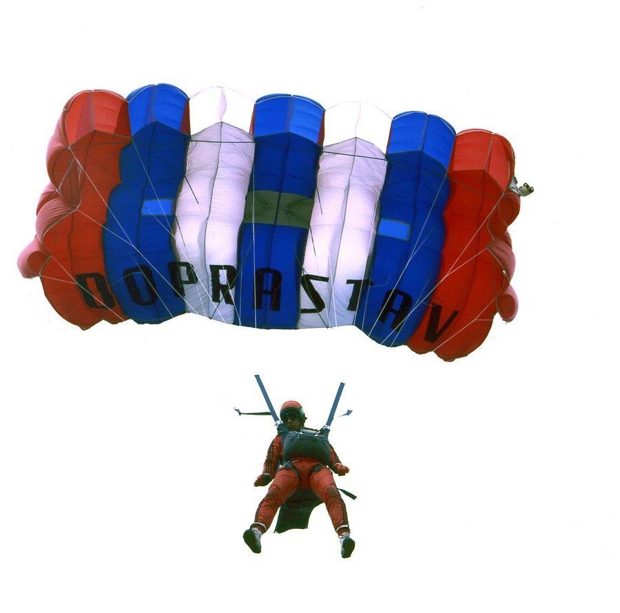 PTCH-10 Kras Chornice | RAM-AIR parachute canopy | Pinterest