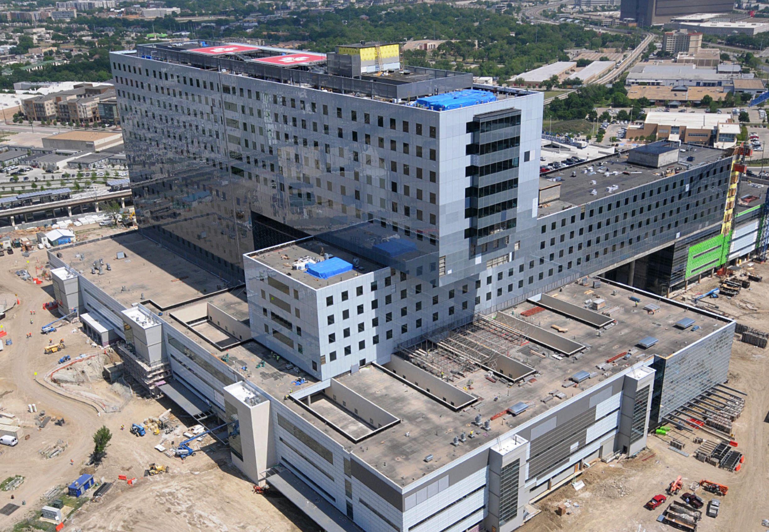 Covid 19 Parkland Health Hospital System