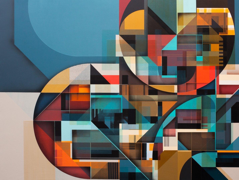 SWIZ - INCLOSION - 44309 STREET//ART GALLERY http://www.widewalls.ch/artwork/swiz/inclosion/