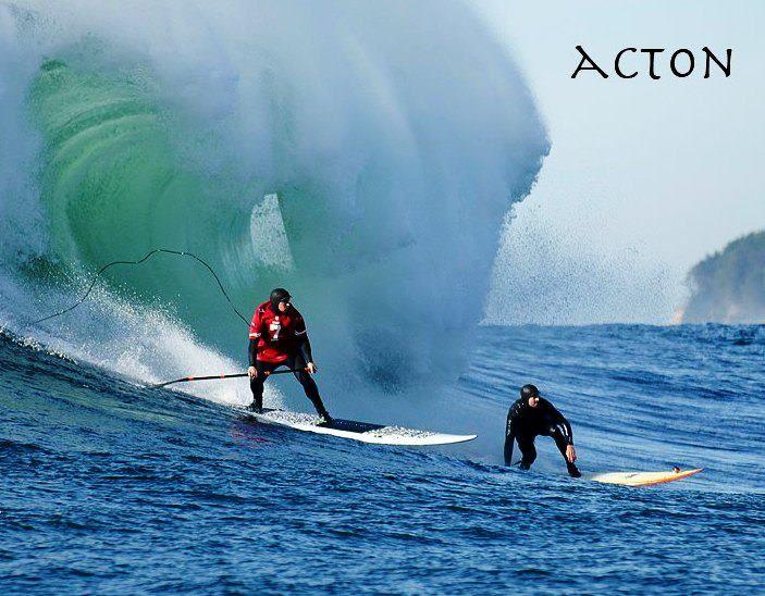 LAIRD HAMILTON – BIG WAVE SURFER   INNOVATOR