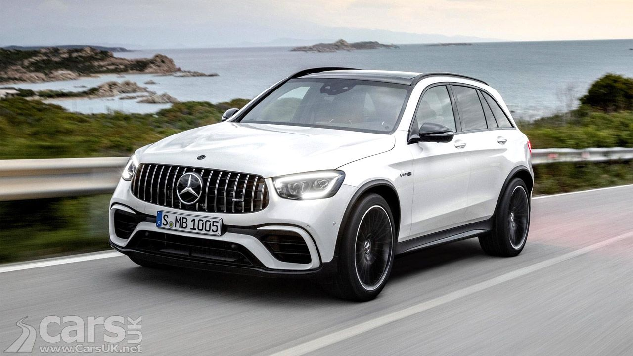 New Mercedes Amg Glc 63 And Glc 63 Coupe Now On Sale In The Uk
