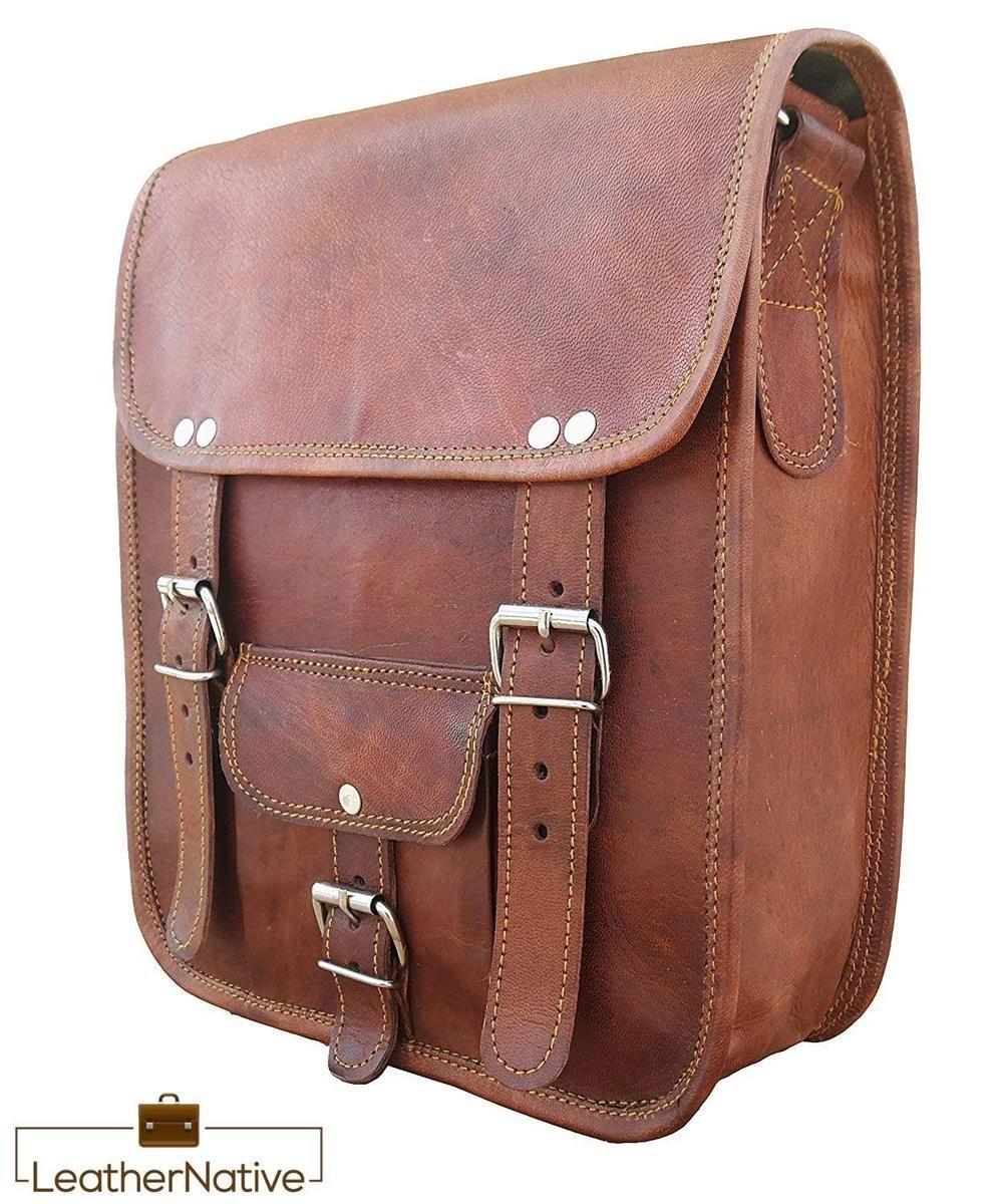 11 Goat Leather Satchel Bag Messenger Bag Men Messenger Bag Messenger Bag Patterns Messenger B Classic Leather Bag Shoulder Bag Women Simple Leather Bag