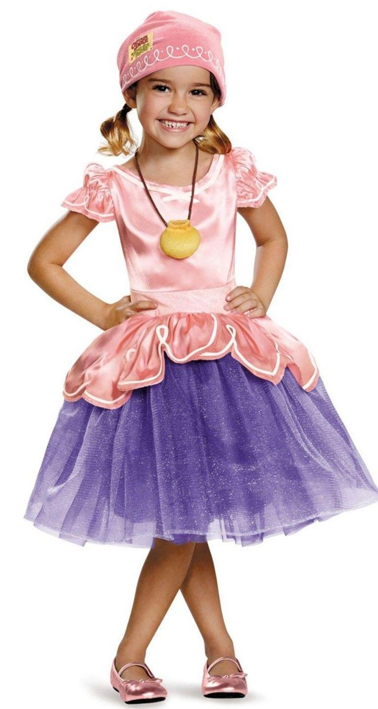 Captain Jake and the Neverland Pirates: Izzy Tutu Deluxe Costume ...