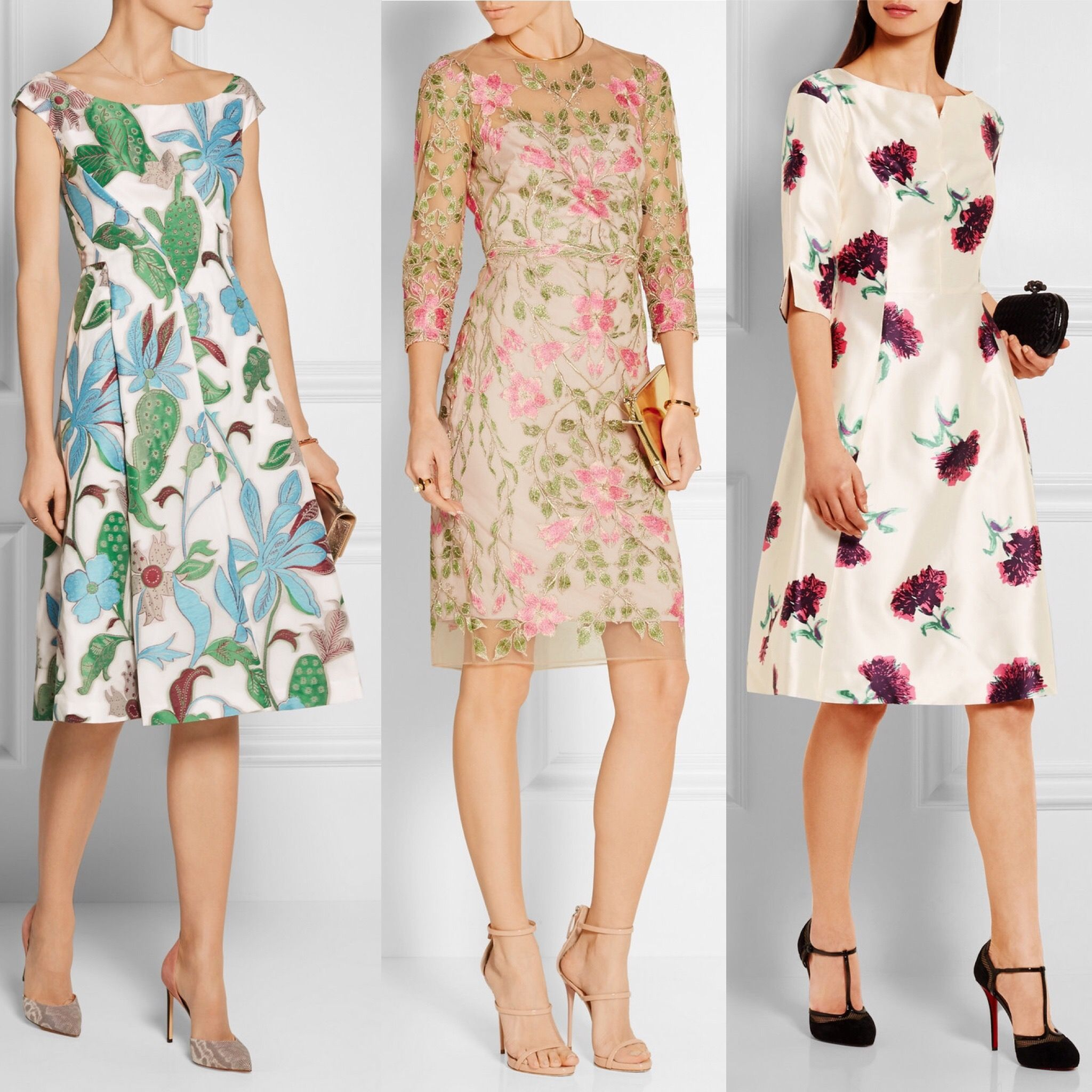 What To Wear At A Morning Wedding Consulente Di Immagine Rossella Migliaccio In 2021 Wedding Attire Guest Wedding Guest Outfit Wedding Attire [ 2048 x 2048 Pixel ]
